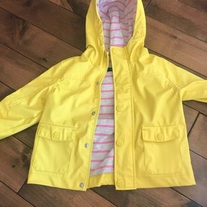 Yellow Rain Coat 3 for $15